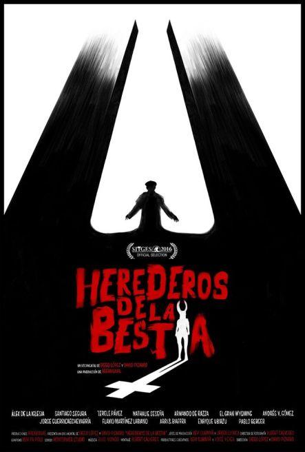 Poster de Herederos de la Bestia