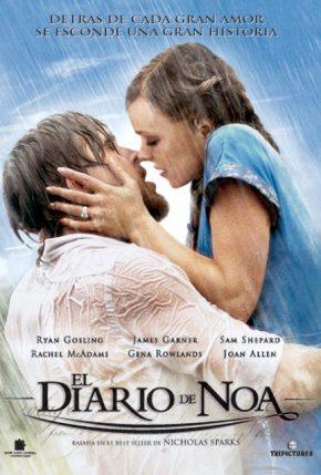 Poster de El Diario de Noa