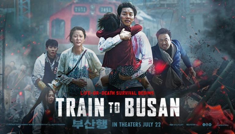 Poster de Train to Busan
