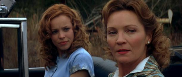 Rachel McAdams y Joan Allen en El Diario de Noa