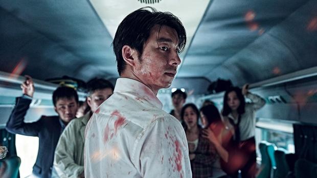 Yoo Gong en Train to Busan