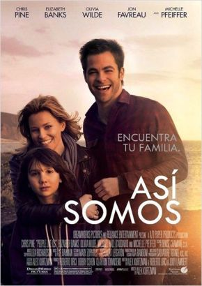 Poster de Así Somos