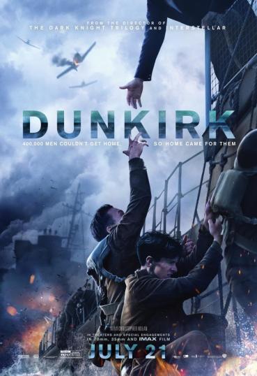 Poster de Dunquerke