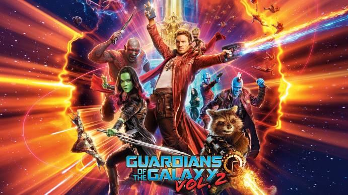 Poster de Guardianes de la Galaxia 2