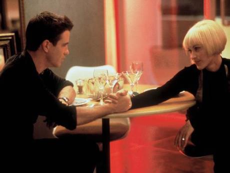 Dermot Mulroney y Patricia Arquette en Goodbye Lover