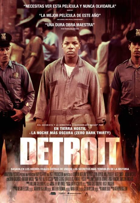 Poster de Detroit