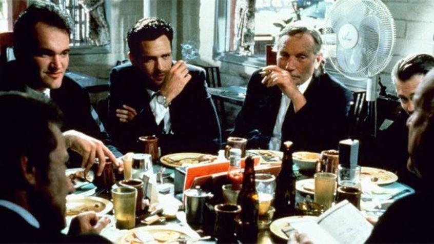 Fotograma de inicio de Reservoir Dogs