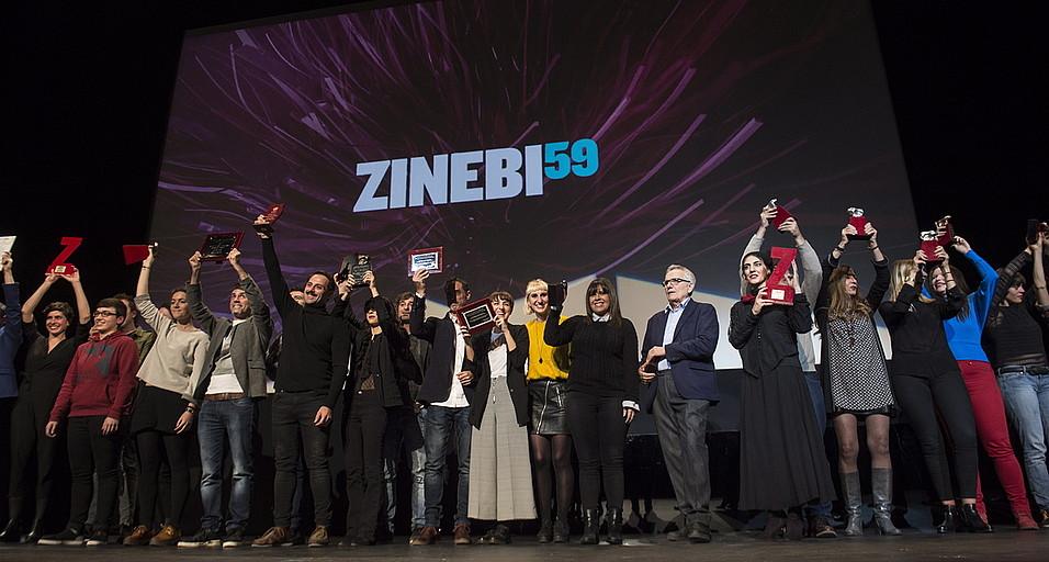 Areka, ganador ZINEBI 2017