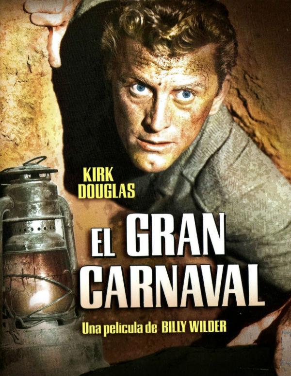 Poster de El Gran Carnaval