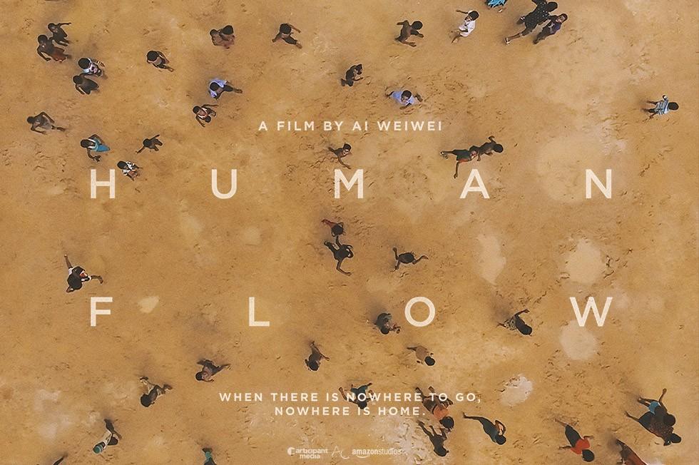 Poster de Human Flow