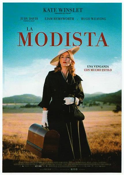 Poster de La Modista