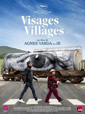 Poster de Visages, Villages