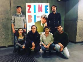 Realizadores de los cortos vascos, ZINEBI 2017