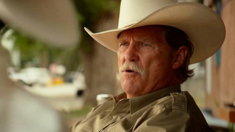 Jeff Bridges en Comanchería