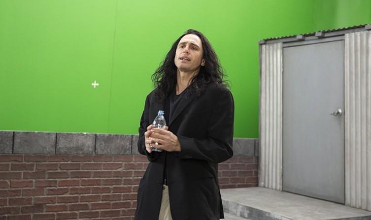 James Franco en The Disaster Artist