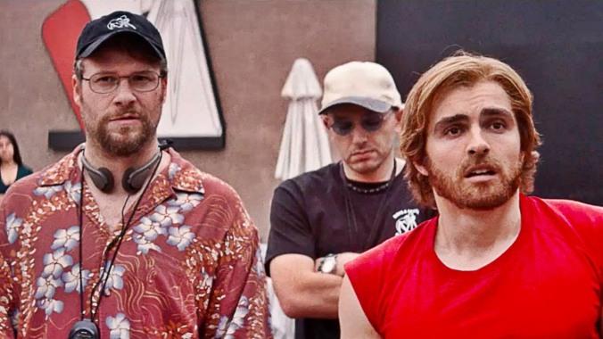 Seth Rogen y Dave Franco en The Disaster Artist