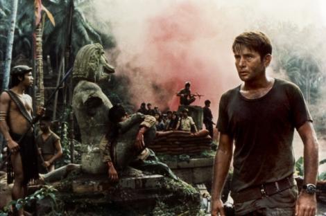Martin Sheen en Apocalypse Now Redux
