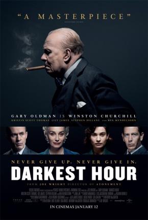 Poster de Darkest Hour