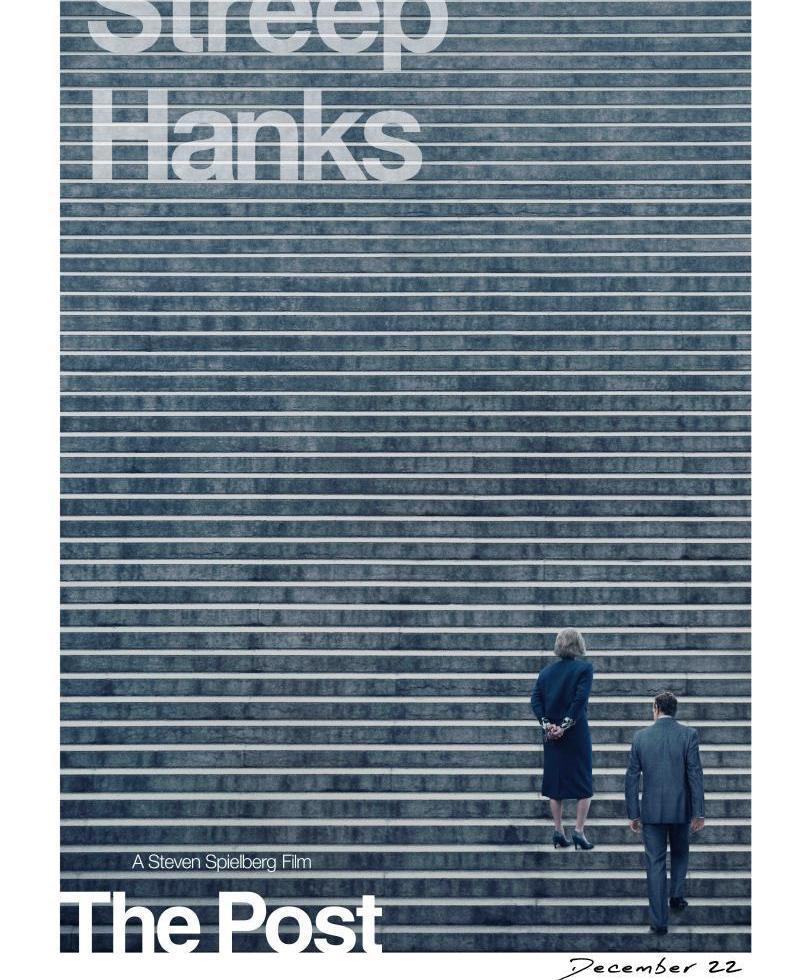 Poster de The Post