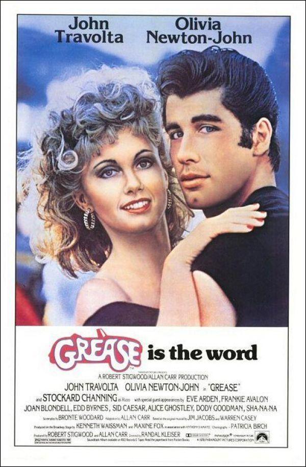 Poster de Grease