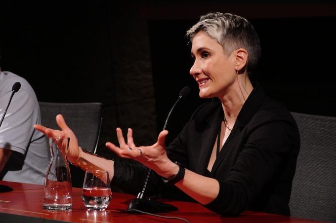 La directora mexicana Issa López en FANT 2018