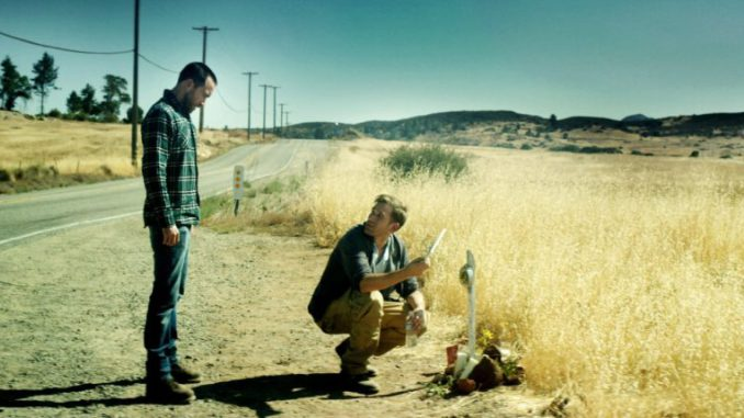 "Justin Benson y Aaron Moorhead en ""The Endless"""