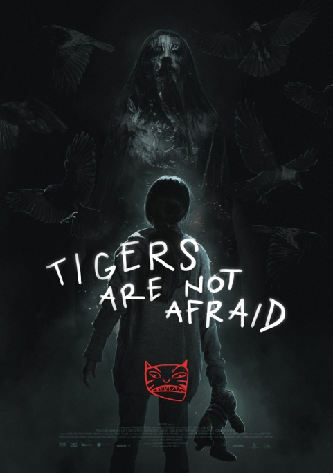 Poster de Tigers Are Not Afraid