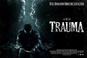 Poster de Trauma, 2017