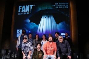 Presentación FANT en Corto Vasco, FANT 2018