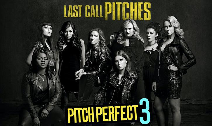 Promo de Pitch Perfect 3