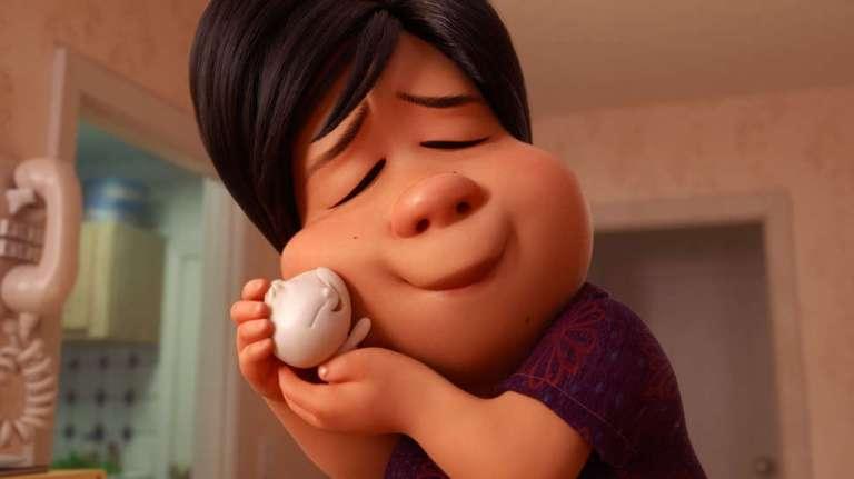 Fotograma del cortometraje de Pixar Bao