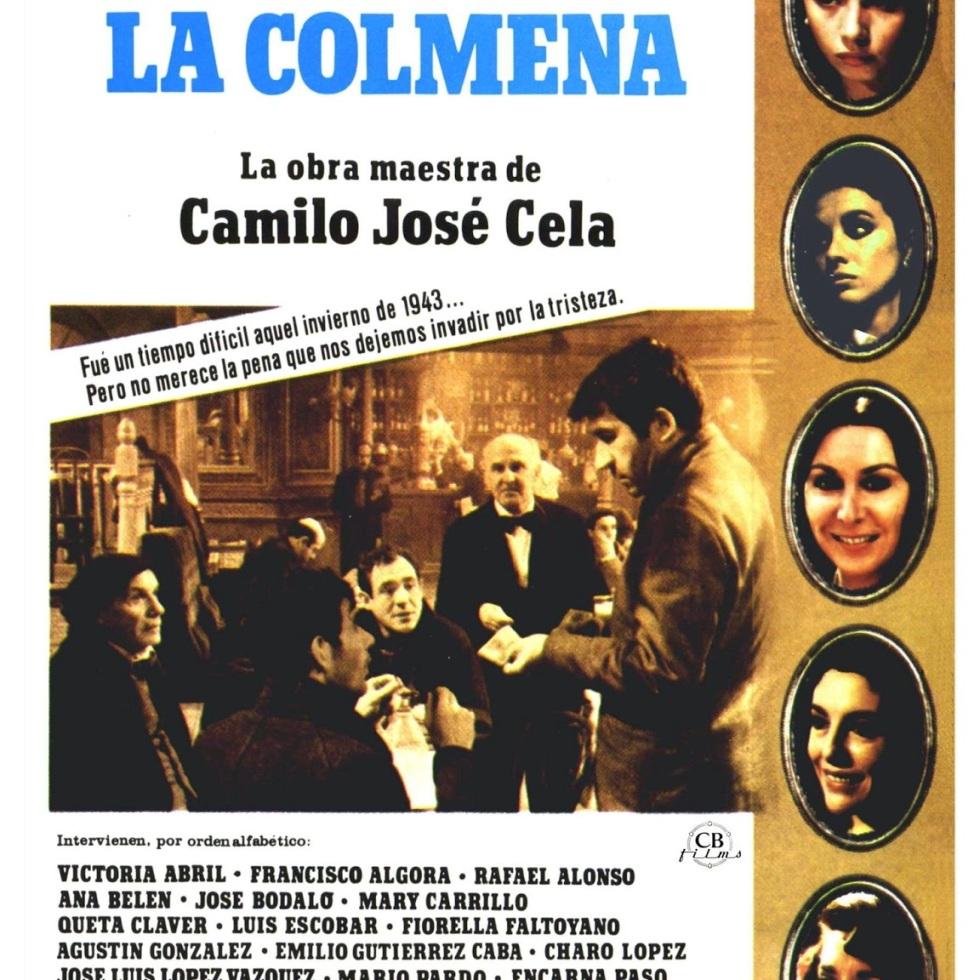 Poster de La Colmena