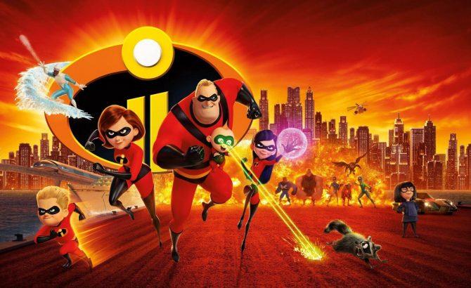 Poster de Los Increíbles 2