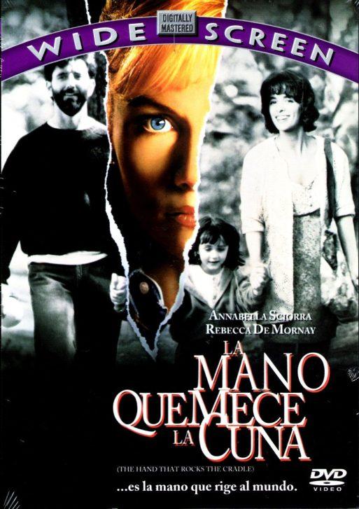 Poster de La Mano que Mece la Cuna