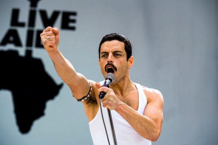 Rami Malik en Bohemia Rhapsody