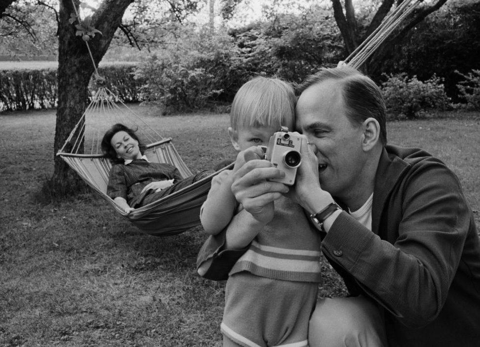 Fotograma de Searching for Ingmar Bergman, Zinebi 2018