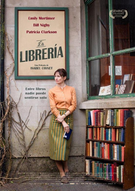 Poster de La Librería