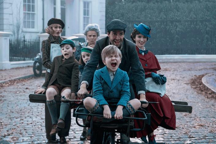Fotograma de El regreso de Mary Poppins