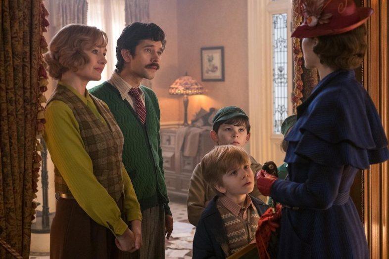 Reparto de El Regreso de Mary Poppins
