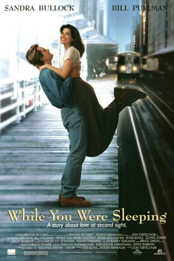 Poster de Mientras Dormías