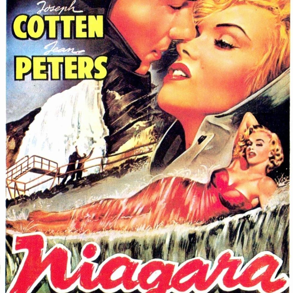 Poster de Niágara