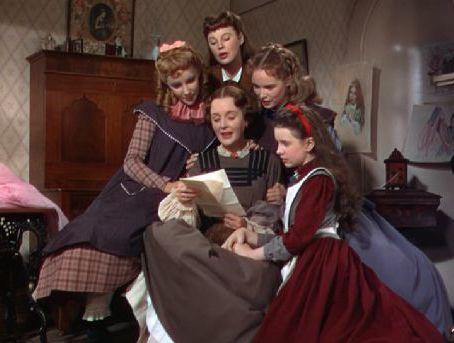 Reparto de Mujercitas, 1949