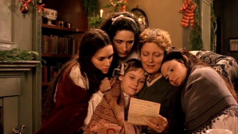 Reparto de Mujercitas, 1994