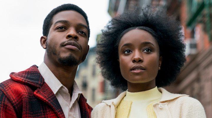 Stephan James y KiKi Layne en El Blues de Beale Street