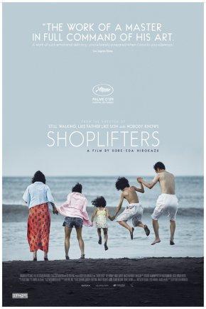 Poster de Shoplifters