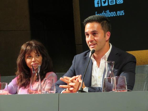 David Martín Porras en FANT 2019