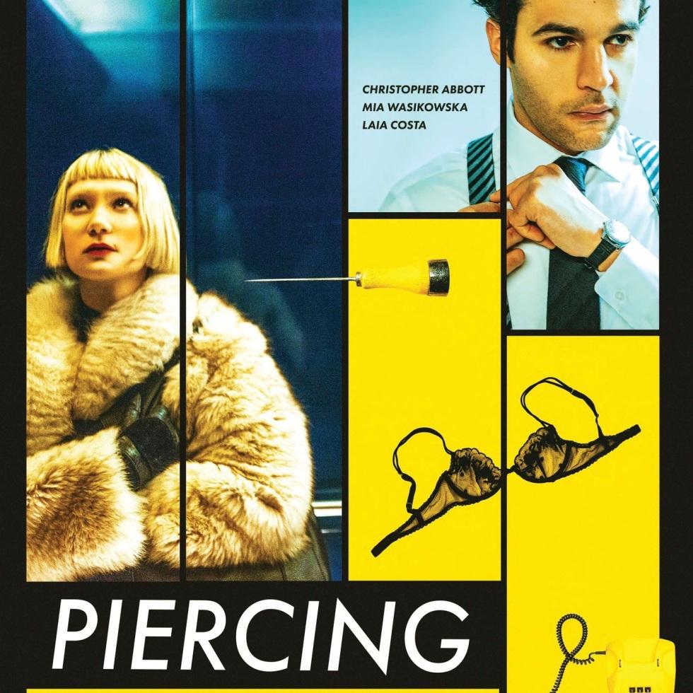 Poster de Piercing
