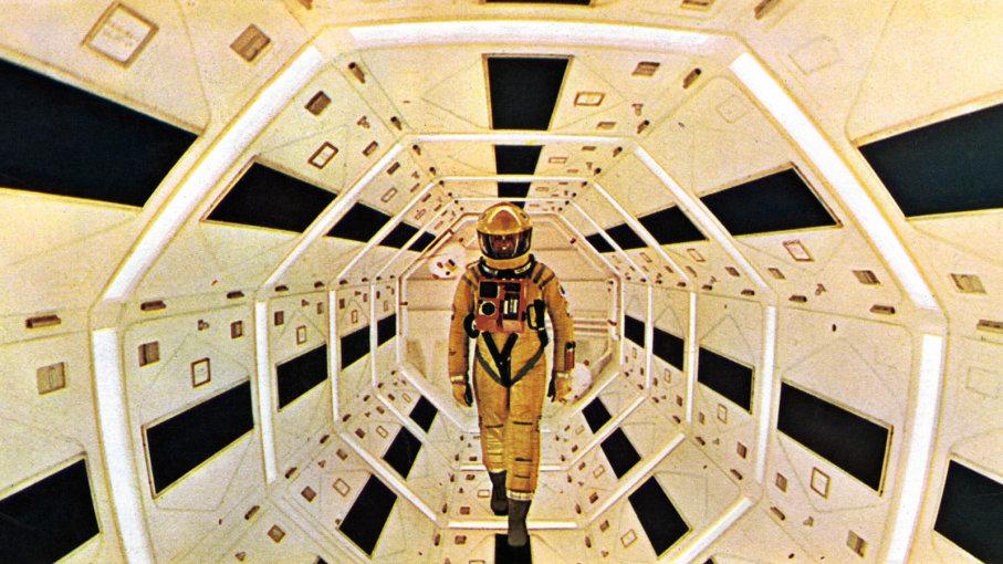 Fotograma de 2001: Una Odisea del Espacio
