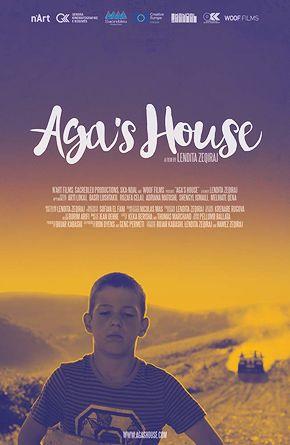 Poster Aga's House, ZINEBI 2019