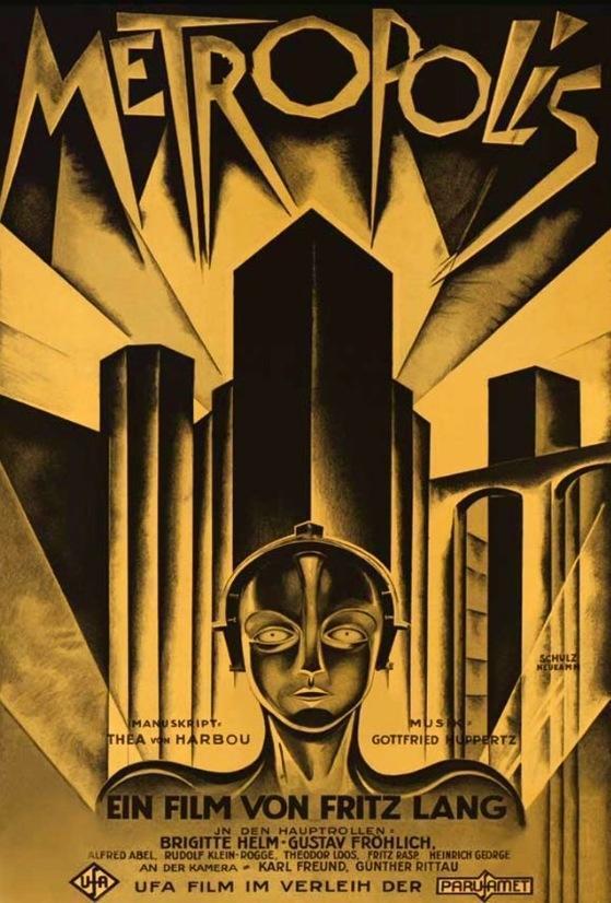 Poster de Metrópolis